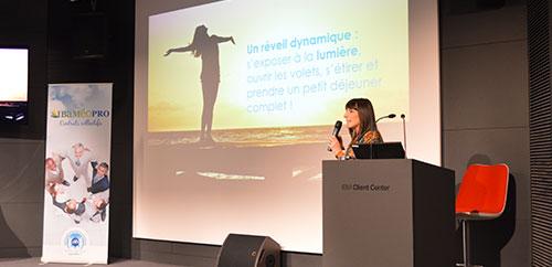 Démarche qvt entreprise Paris 3