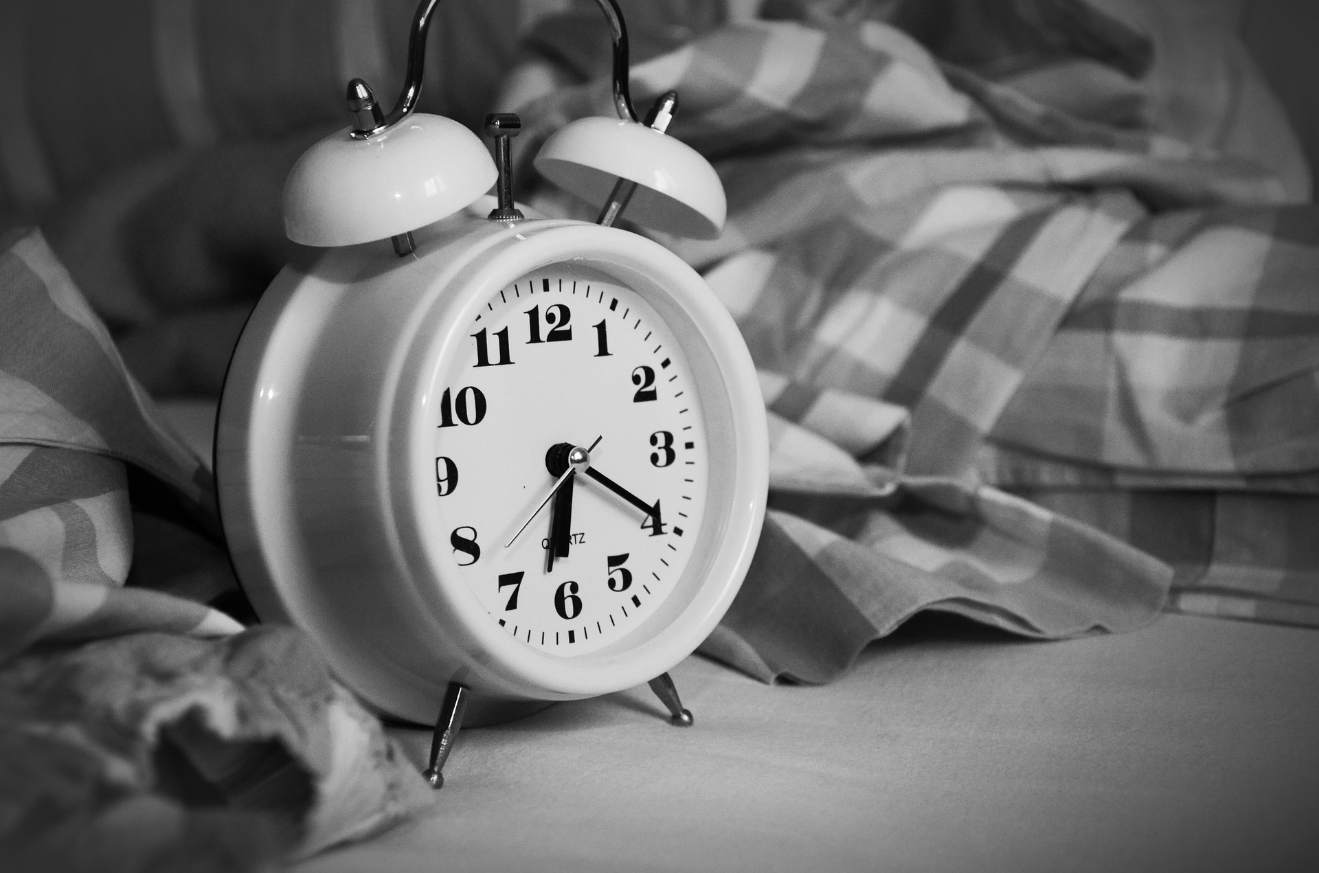 Bien dormir malgré le stress
